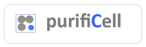 logotipo PURIFICELL