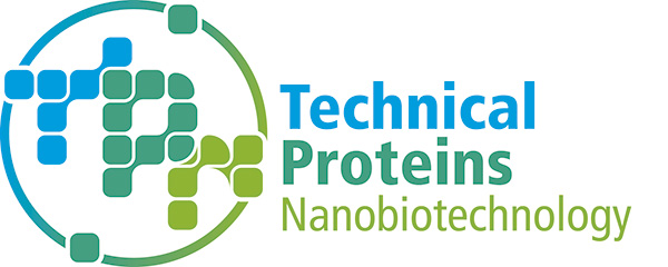 logotipo TECHNICAL PROTEINS NANOBIOTECHNOLOGY, S.L.